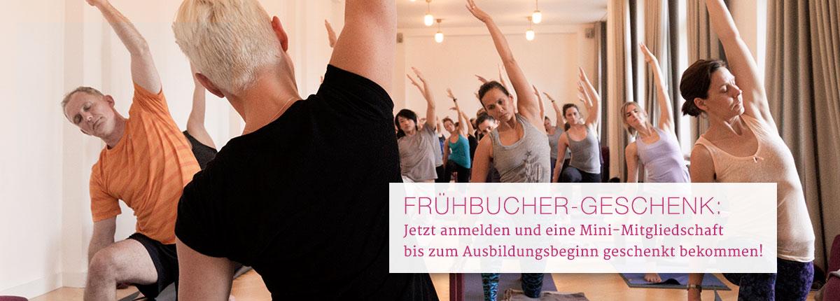 Yogalehrer Ausbildung Deutschland Spirit Yoga Berlin