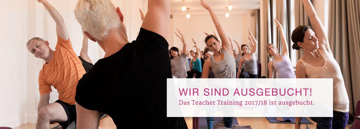 Spirit Yogalehrer Ausbildung Berlin