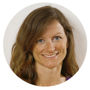 Simone Ratzer Yogalehrerin