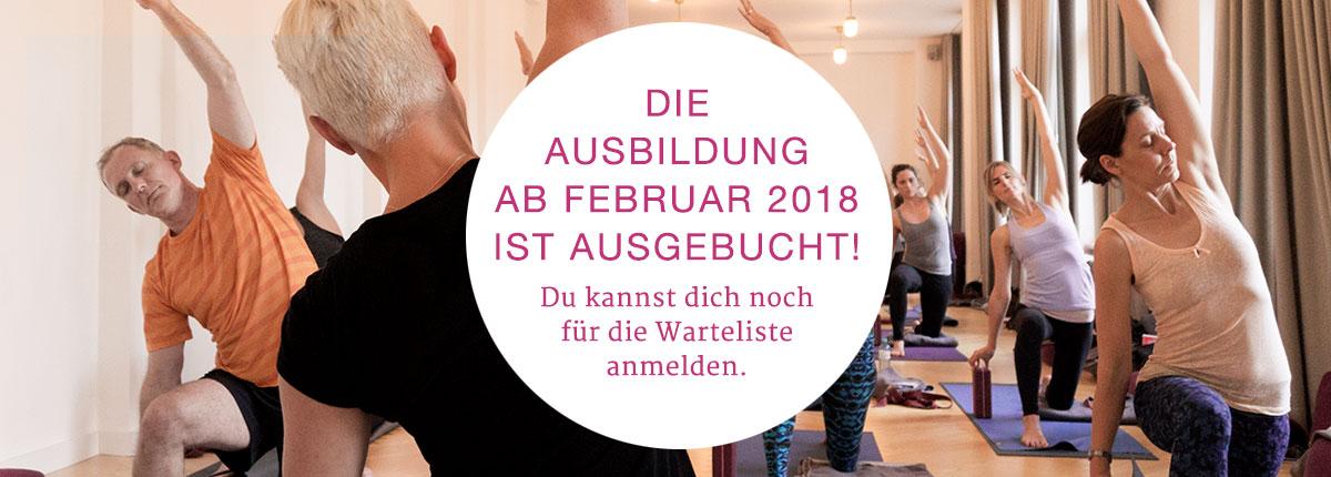 Yogalehrer Ausbildung Deutschland